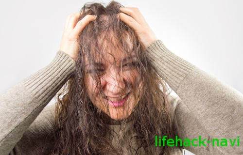 女性 薄毛 マッサージ