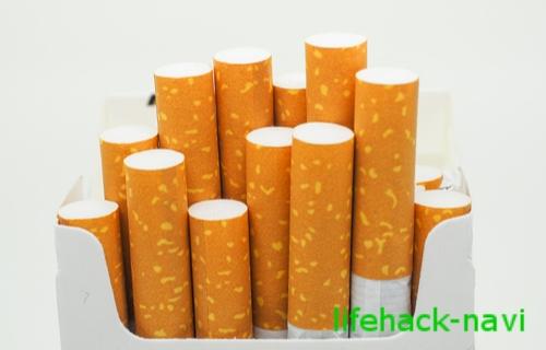 薄毛 タバコ 原因
