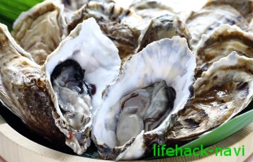 薄毛 食事 バランス 生牡蠣