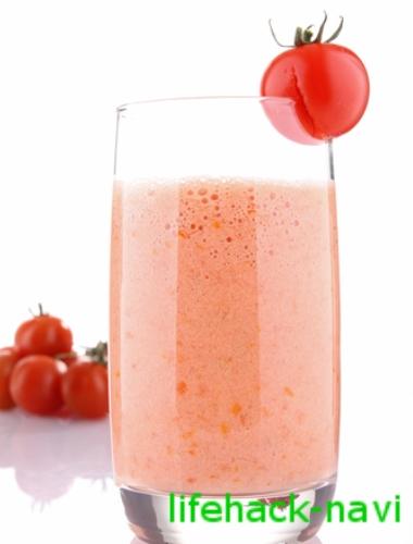 トマト 美白 レシピ トマトスムージー