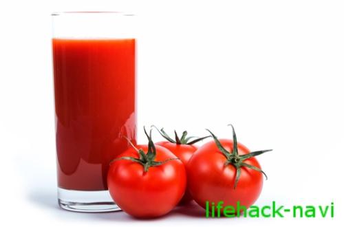 トマト 美白 効果