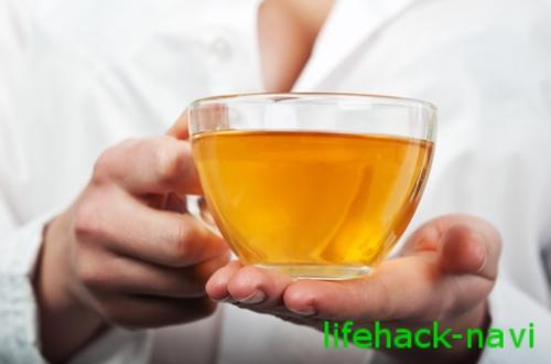 美白 飲み物 はと麦茶