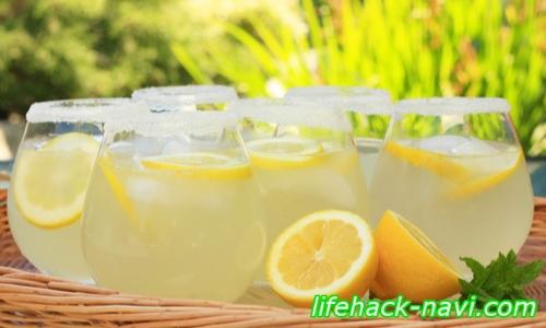 レモン水 ダイエット 作り方