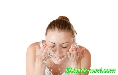 塩洗顔 正しい やり方