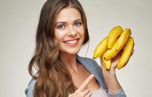 歯 白くする 自宅 バナナの皮