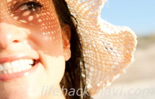 眉間 しわ 治す 方法 紫外線 対策