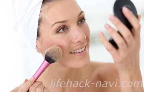 赤ら顔 改善 化粧