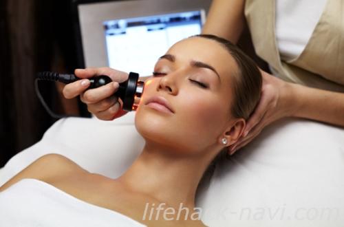 顔 たるみ 改善 美容医療