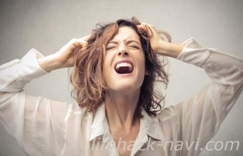 顔 テカリ 原因 ストレス