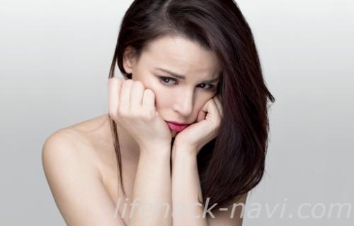 顔 乾燥 症状