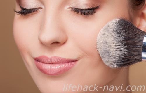 顔 産毛 効果 化粧のノリ