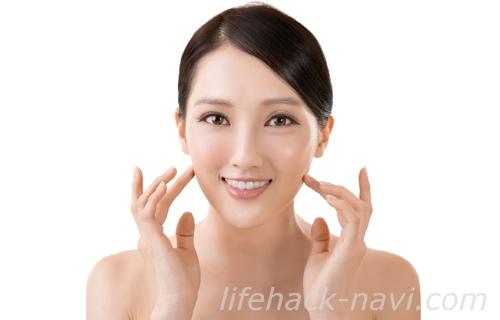 顔 産毛 効果 肌明るい