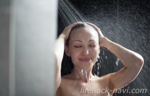髪の毛 パサパサ 予防 お湯だけ