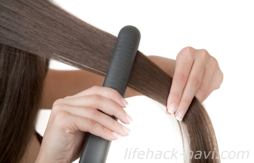 髪の毛 パサパサ 原因 ヘアアイロン