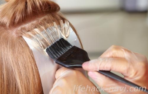 髪の毛 パサパサ 原因 ヘアカラー
