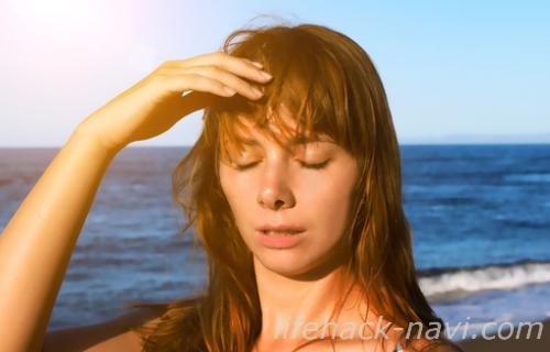 髪の毛 パサパサ 原因 紫外線