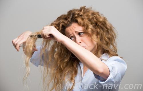 髪の毛 パサパサ 広がり まとめ