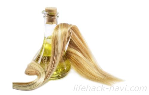 髪の毛 パサパサ 改善 ヘアオイル