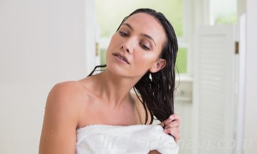 パーマ 長持ち 方法 寝る前に乾かす