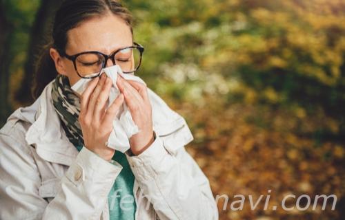 ホルモンバンス乱れ 症状 アレルギー