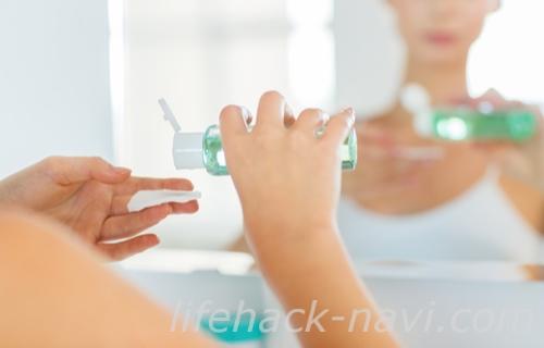 マツエク 長持ち 方法 オイルの入った化粧品を使わない