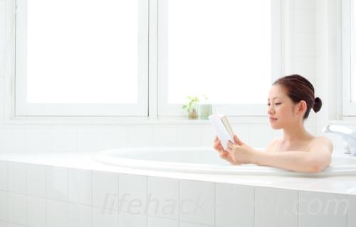 冬 太る 予防法 半身浴