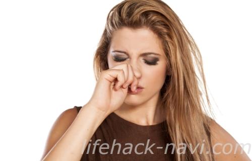 団子鼻 原因 変形