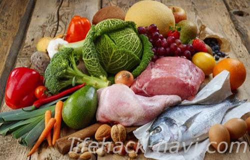 夜食 太らない 食べ方 タンパク質