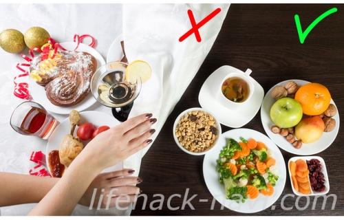 夜食 太らない 食べ方 特徴