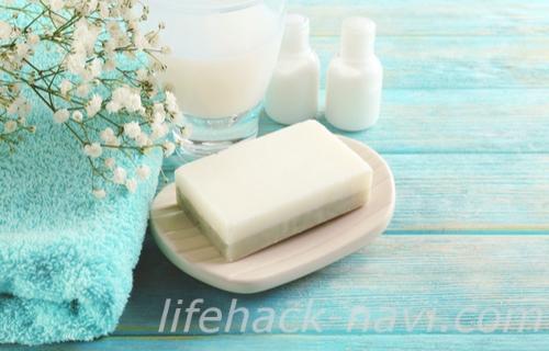 毛穴 開き 治す 固形石鹸