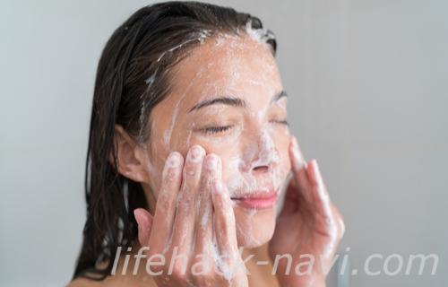 毛穴 開き 治す 洗顔方法