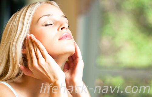 炭酸水 洗顔 効果 オイリー肌