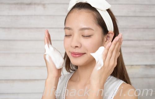 炭酸水 石鹸 洗顔