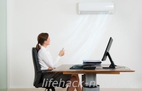 肌 水分量 エアコン