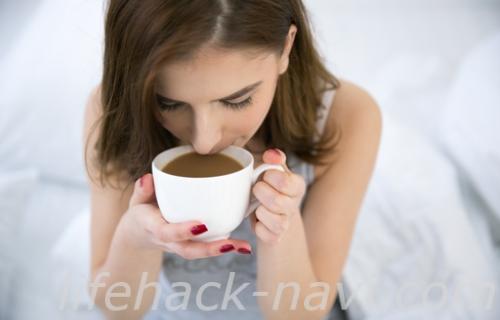 胸 原因 小さい コーヒー