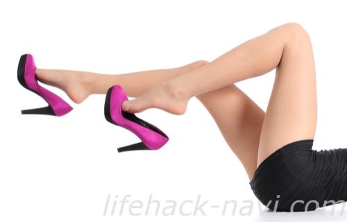 足爪 割れる 原因 靴のサイズ
