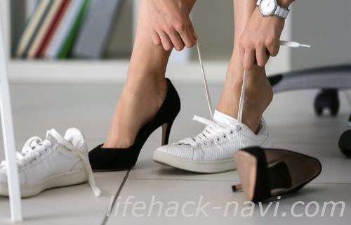 足 汗 対策 靴