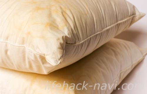 頭皮 臭い 原因 枕を洗ってない