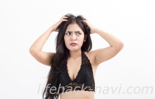 頭皮 臭い 原因