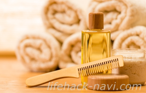 頭皮 臭い 対策 ヘアオイル