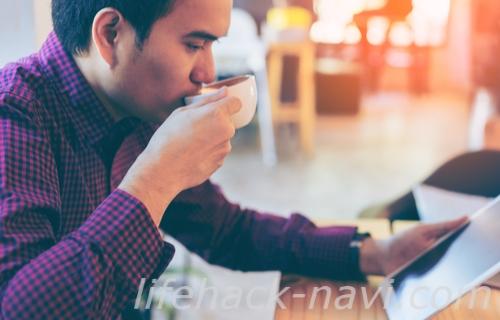まぶた ピクピク 原因 カフェイン摂取