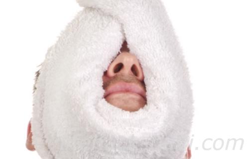 まぶた ピクピク 治し方 蒸しタオル