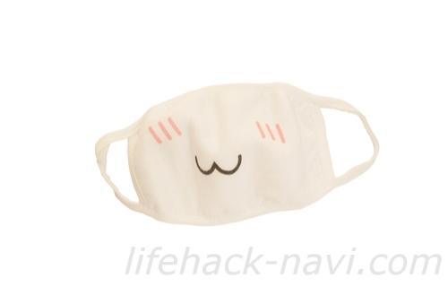 マスク 肌荒れ 予防 ゴム太い
