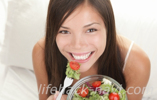 モントゴメリー腺 目立たなくする方法 食事