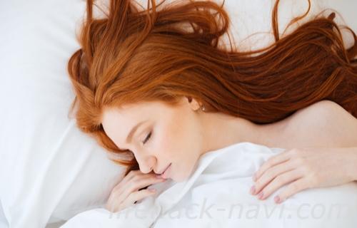 粉ふき肌 改善 睡眠