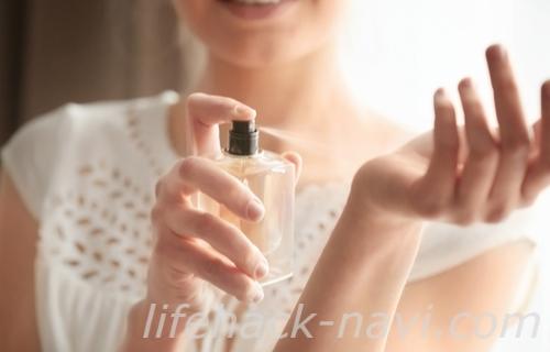 香水 付ける 位置 手首