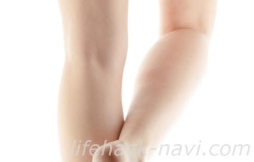 香水 付ける 位置 膝裏