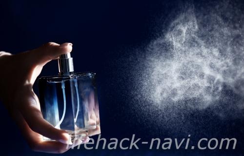 香水 付ける 注意点 付けすぎ