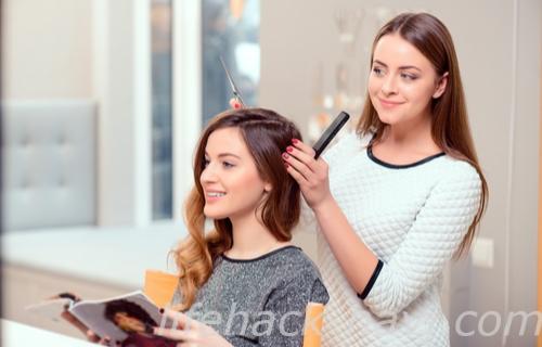 髪の毛 早く 伸ばす 美容師に伝える