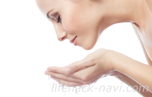 インナードライ肌 改善 洗顔方法